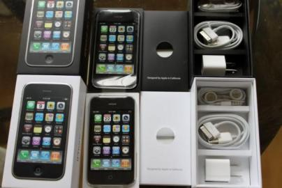 BRAND NEW UNLOCKED ORIGINAL APPLE IPHONE 3GS